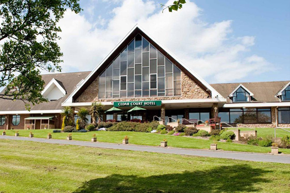 Cedar Court Hotel Huddersfield Menu