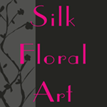 Silk floral Art