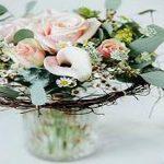Crystal Orchid Floral design