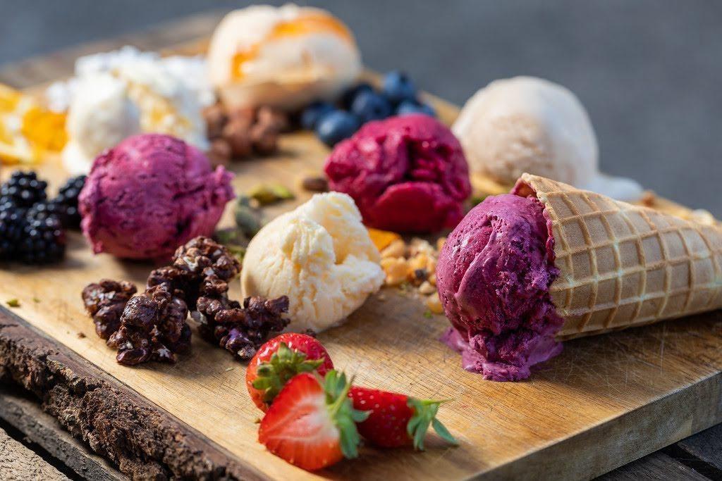 Ruby's ice cream