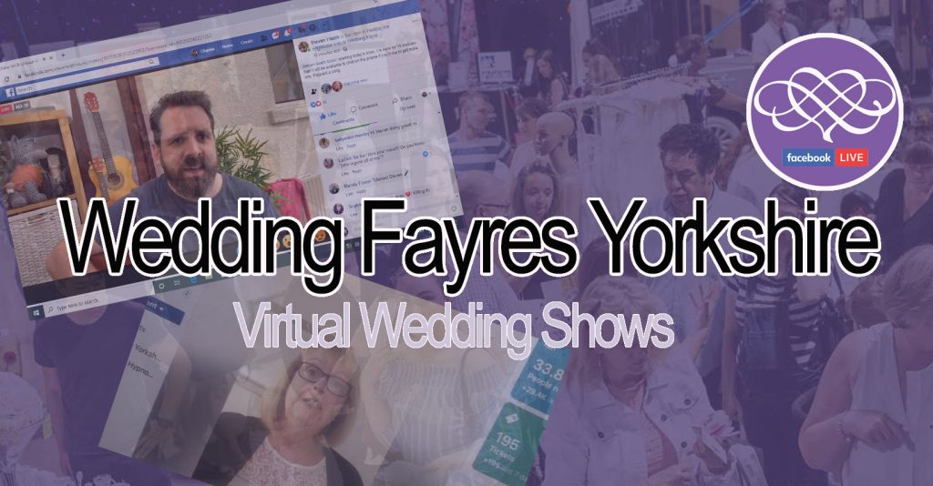 virtual wedding fayres